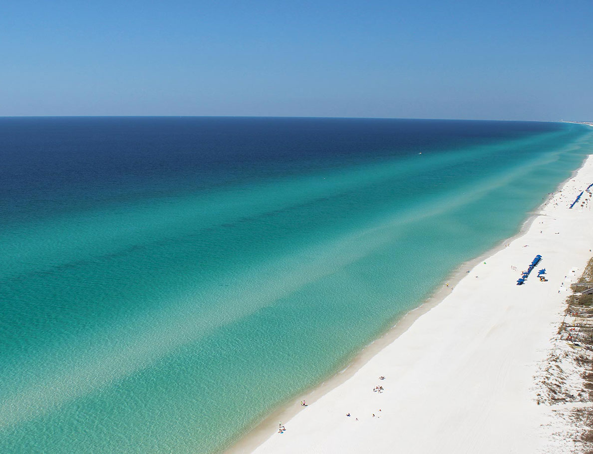 northwest florida beaches